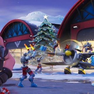 fortnite loading screen season7 week3 320x320 - Dance at Holiday trees in different Named Locations – Fortnite Winterfest challenge
