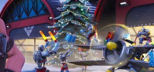 fortnite loading screen season7 week3 520x245 - Dance at Holiday trees in different Named Locations – Fortnite Winterfest challenge