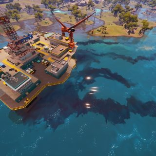 Fortnite The Rig location