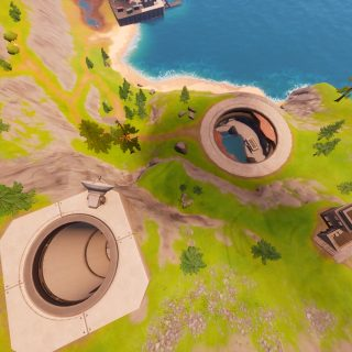 Fortnite The grotto location