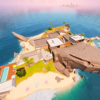 Fortnite the Shark location