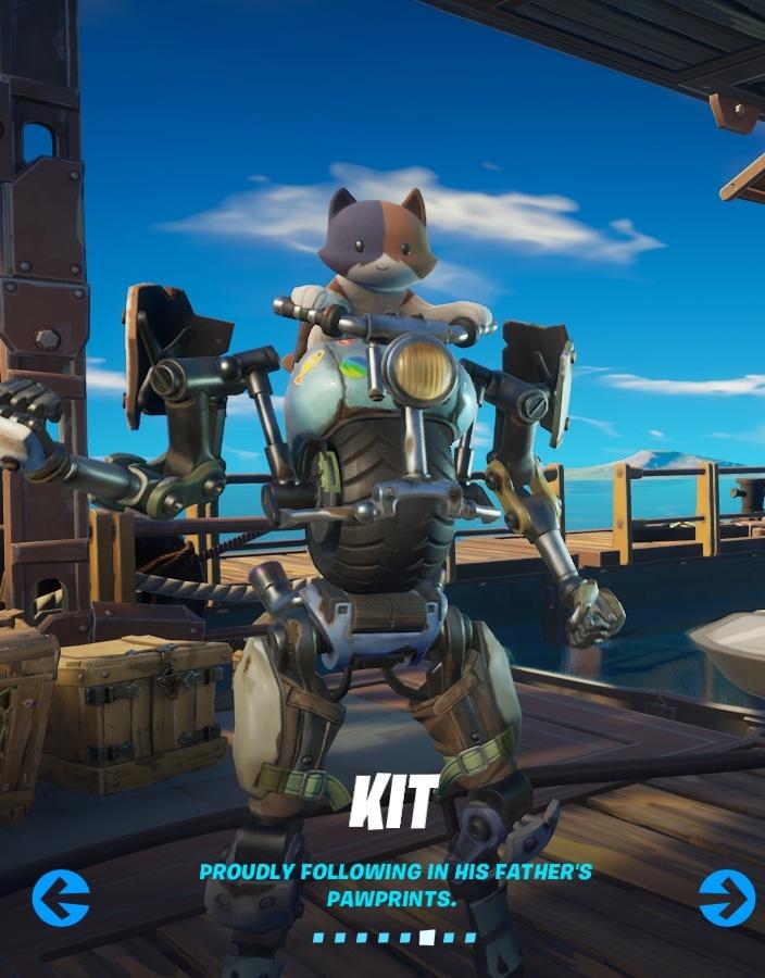 Fortnite Kit Outfit Fortnite Battle Royale